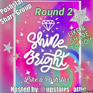💎SHINE BRIGHT Posh Stars💎